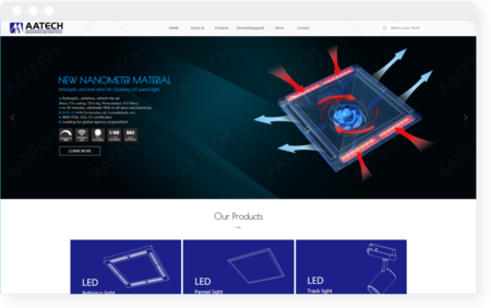 AATECH LED LIGHTING CO., LIMITED 所属行业:LED照明产品出口